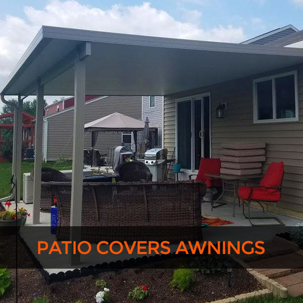 Patio Covers Awnings
