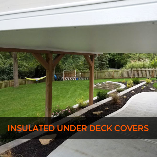 Insulated Under Deck Covers